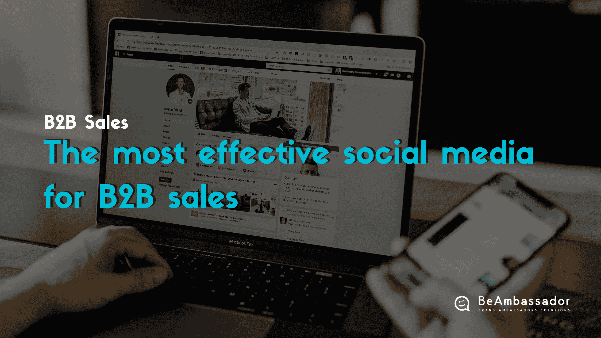 Discover the most effective social media for B2B sales